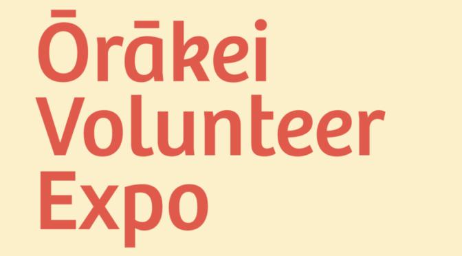 Orakei Volunteer Expo logo